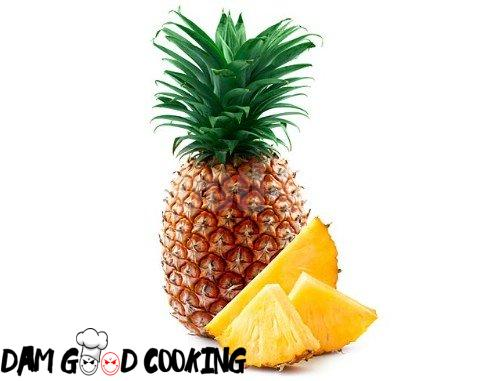 9. Pineapple - 25 Foods You Can Re-Grow Yourself from Kitchen Scraps