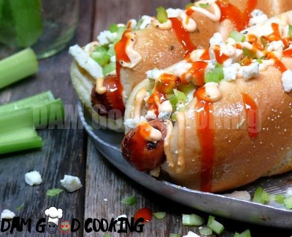 Buffalo Hot Dogs