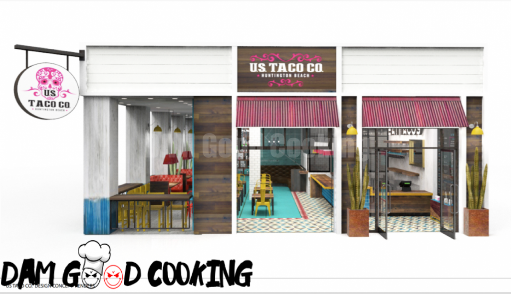 U.S. Taco - Ext