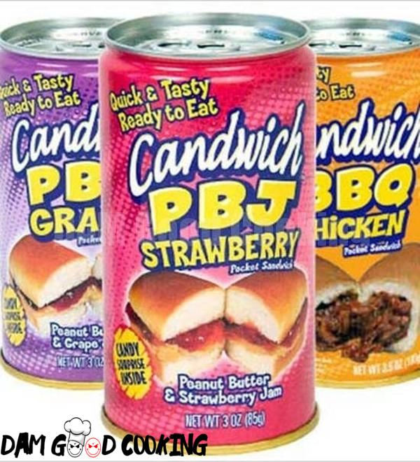 Disgusting Canned Food You would never eat. (24)