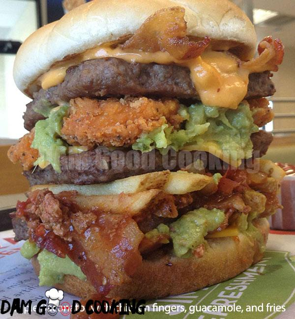 crazy food concotions