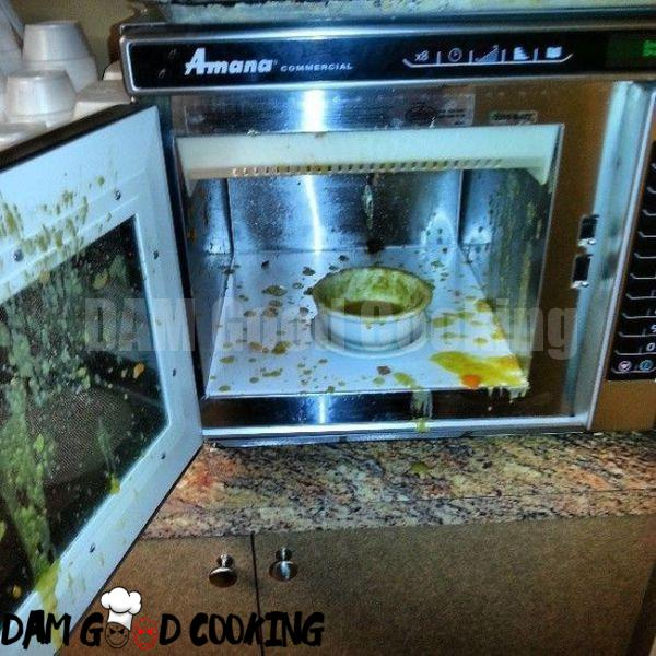 Microwaving Food Is Actually Harder Than You'd Expect