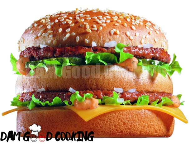 secret food recipe mcdonalds big mac