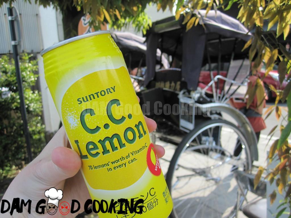 Can of C.C. lemon