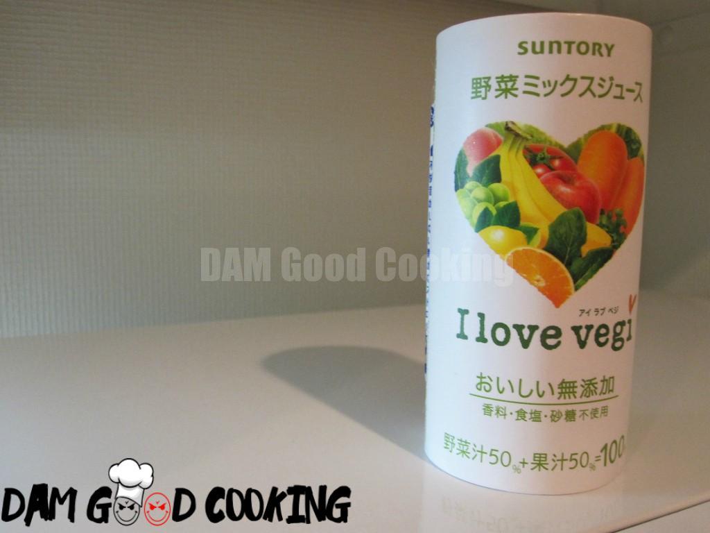 Suntory I love veggi