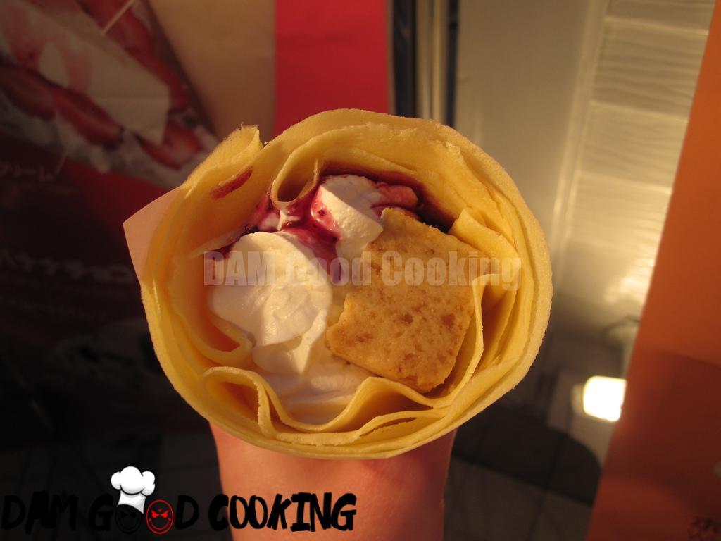 Harajuku crêpe