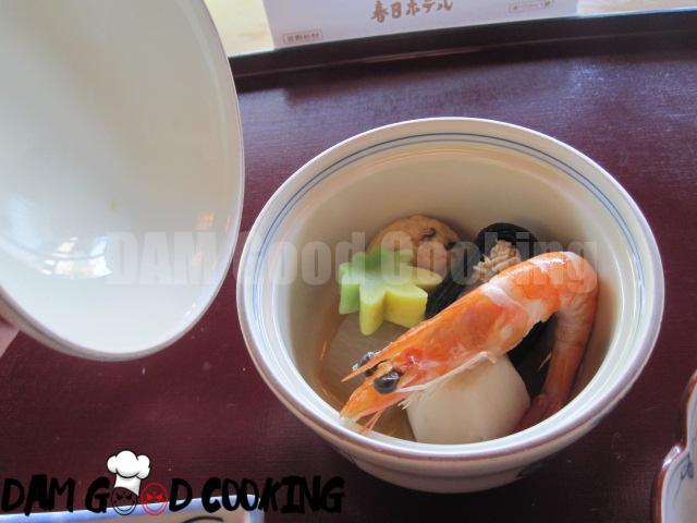 Delicate shrimp