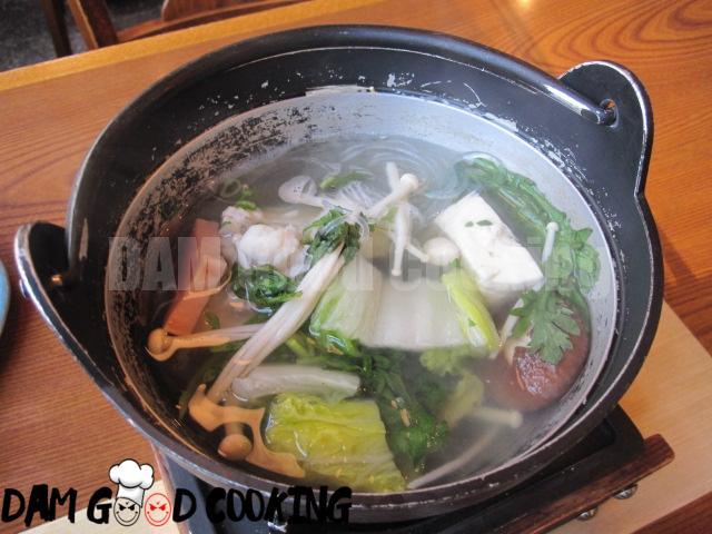 Fugu stew