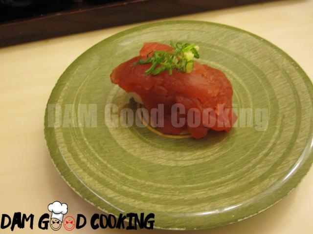 Kaiten sushi - toro