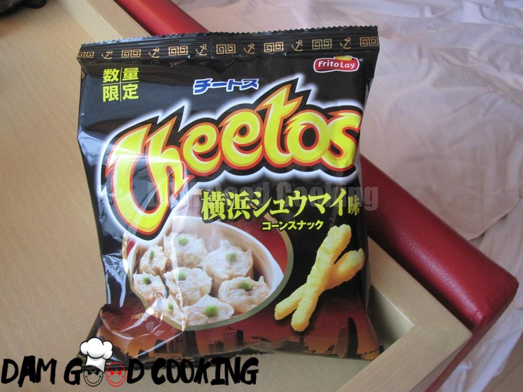 Wasabi Cheetos