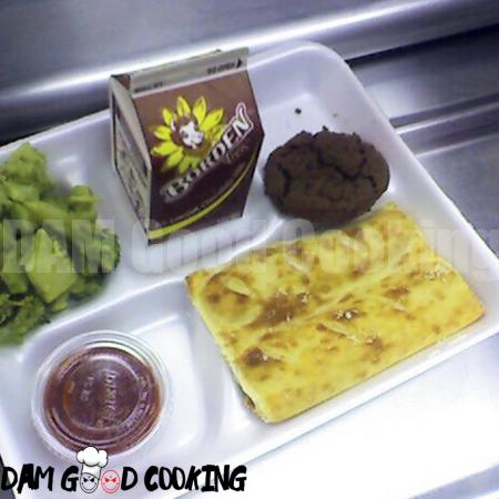prison food or school food?
