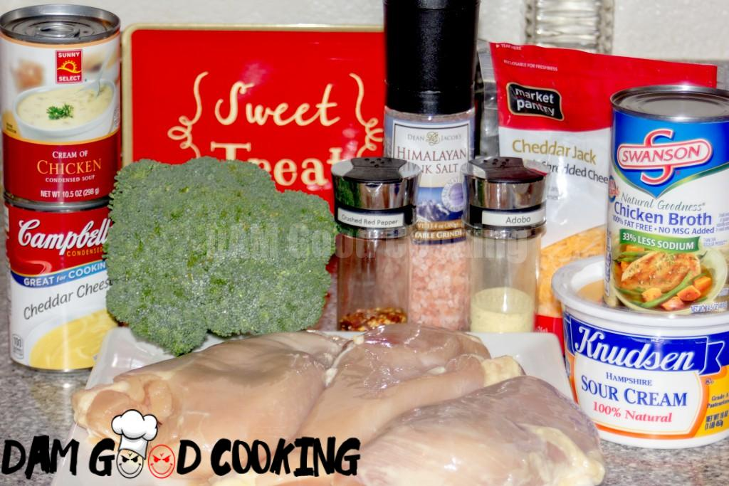 Cramy Chicken Crockpot (1 of 1)