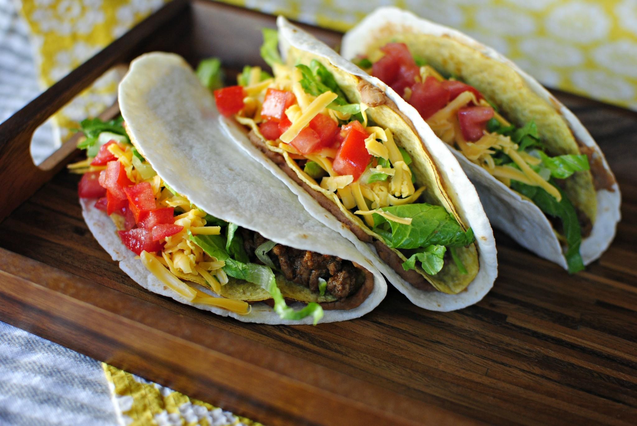 Double-Decker-Tacos